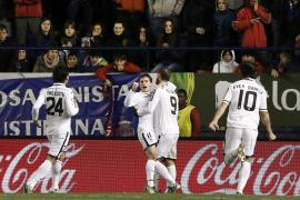 Un gol de Soldado da la victoria al Valencia en el debut de Valverde