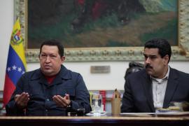 Chávez plantea un escenario en el que él no esté y nombra a Maduro sucesor
