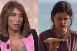 María Patiño apoya a Alexia Rivas tras ser obligada a comer en 'Supervivientes' por su preocupante estado de salud