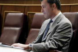 El diputado Santiago Cervera (PP), supuesto implicado en un intento de chantaje