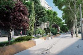 'Pere Garau, molt més que Nuredduna' considera suspendida la aprobación del proyecto de peatonalización de la calle