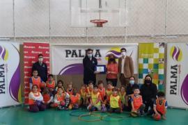 La Fundación Alcampo por la Juventud apoya al Club Esportiu Palma de Mallorca Activa