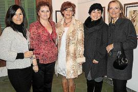 Exposición de Gina Mayrata