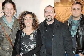 Presentación de los premios literarios Pare Colom en Inca
