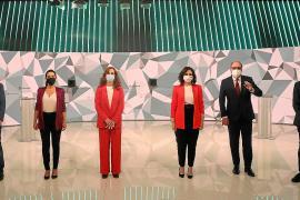 Debate electoral de las elecciones de Madrid 2021