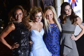 Las Spice Girls se reúnen en Londres para el estreno del musical Viva Forever