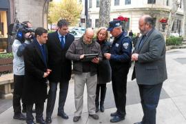 Cort prevé 200.000 euros en multas por la ocupación de la vía pública