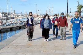 El Ayuntamiento de Sant Antoni inicia un curso de acompañamiento para mayores