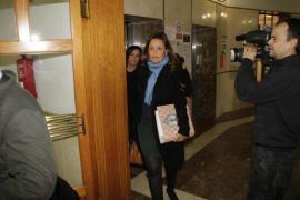 La exconsellera Aina Castillo declara que Matas le sugirió contratar a Over