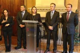 Salom descarta ser la nueva presidenta del Parlament