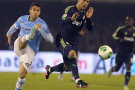 Cristiano Ronaldo permite al Real Madrid salir con vida de Balaídos (2-1)