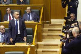 Urkullu, elegido lehendakari de la décima  legislatura por mayoría simple