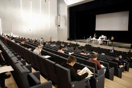El examen para el carné de taxista se ha celebrado en Palma con 228 inscritos