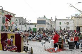 Vilafranca de Bonany escenifica su compromiso con la XI Fira de Teatre