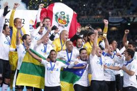 Corinthians, 'mejor equipo del mundo' tras vencer al Chelsea en el Mundialito