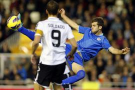 Chori Domínguez apuntilló a un Valencia sin alma