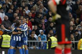 Albín sentencia a un Real Madrid desenchufado