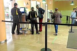 El 'tasazo' judicial reduce a la mitad las demandas presentadas en Palma