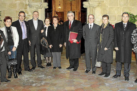 Reconocimiento de la labor de las Trinitarias de Mallorca