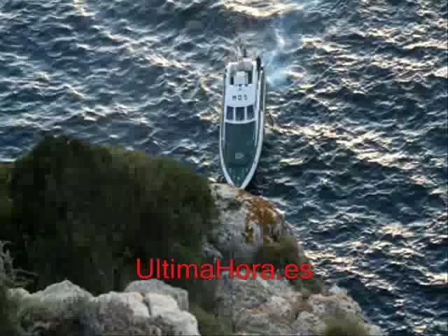 Un hombre de 47 años muere despeñado en el Cap Blanc