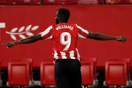 El Athletic quiebra el sueño del Sevilla de pelear por la Liga