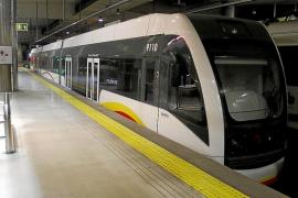 El tren rápido que unirá Palma-Inca comenzará a circular el 27 de diciembre