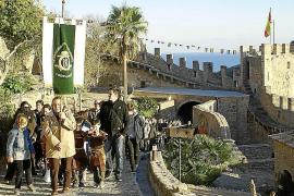 La Festa de l'Esperança, patrona de la localidad, recupera su antiguo esplendor