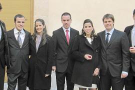 Boda Gonzalo Sans y Silvia Gisbert.