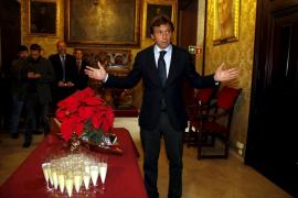 El alcalde Isern anuncia que en el Ajuntament de Palma no habrá más recortes