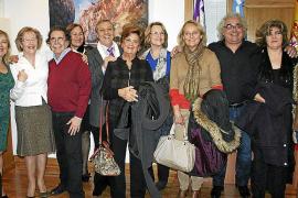 EXPOSICIÓN EN CONSULADO DE ARGENTINA
