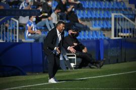 Óscar Troya: «Les pido a mis futbolistas que jueguen con confianza y sin temor»