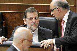 Rajoy garantiza que no habrá reforma de pensiones antes de que acabe el año