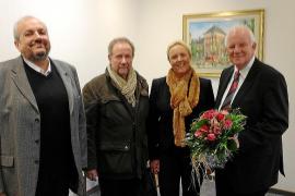 El pueblo alemán Stadhlon reafirma su compromiso turístico con Cala Millor