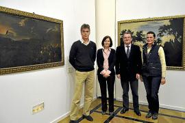El Consell muestra una selección de su pinacoteca en 'Tres segles d'art'