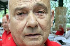 Fallece Miguel Garro, fundador de la Federación de Peñas del Mallorca