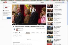 La Casa del Rey estrena canal en YouTube
