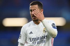 Hazard: «No era mi intención ofender a la afición del Real Madrid»