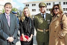 El Arma de Infantería festeja la Virgen de Loreto