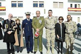 Fiesta de la Inmaculada de la Arma de Infantería en Palma de Mallorca