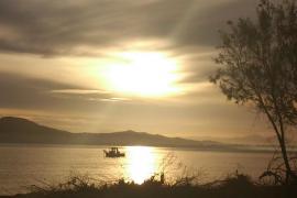 Amanecer en Puerto de Pollensa