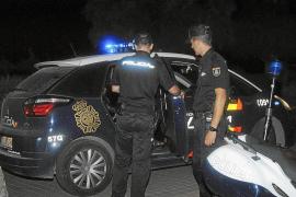 Detenido un hombre que estrangulaba hasta desmayar a sus víctimas para robarles en Palma