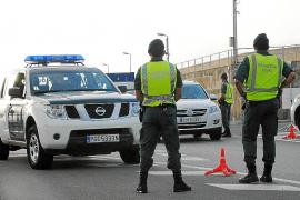 Orden de alejamiento para el guardia civil detenido por pegar a su mujer