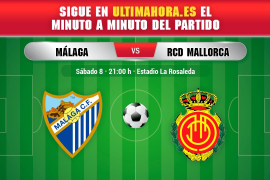 DIRECTO   Málaga - Real Mallorca