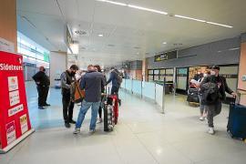 Repunte de vuelos en Ibiza tras la finalización del estado de alarma