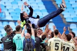 Vicente Moreno y el Espanyol ya son de Primera