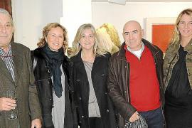 Muestra colectiva en la galería Marimón