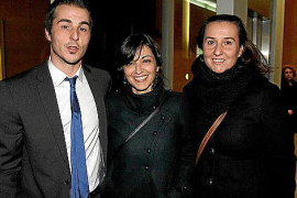 Jura de nuevos colegiados en el Colegio de Abogados de Balears