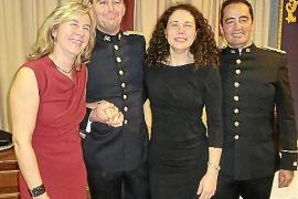 CENA DE GALA DE LAS PATRONAS DE ARTILLERIA E INFANTERIA