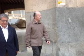 La Audiencia condena a Damià Vidal a  una pena de cinco años de cárcel por el 'caso Bitel'