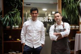 Andreu Genestra y Rodrigo Vallejo